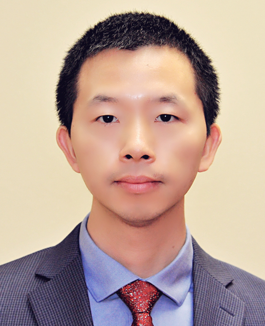 Photo of Fangjian Guo